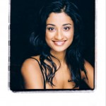 Tanya Pillay - big smile