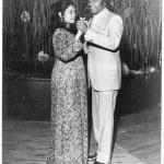Pat & Rani Dancing 1974